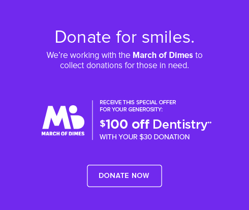 Marketplace Dental Group and Orthodontics - March of Dimes